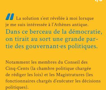 Martina raconte la démocratie : la démocratie participative