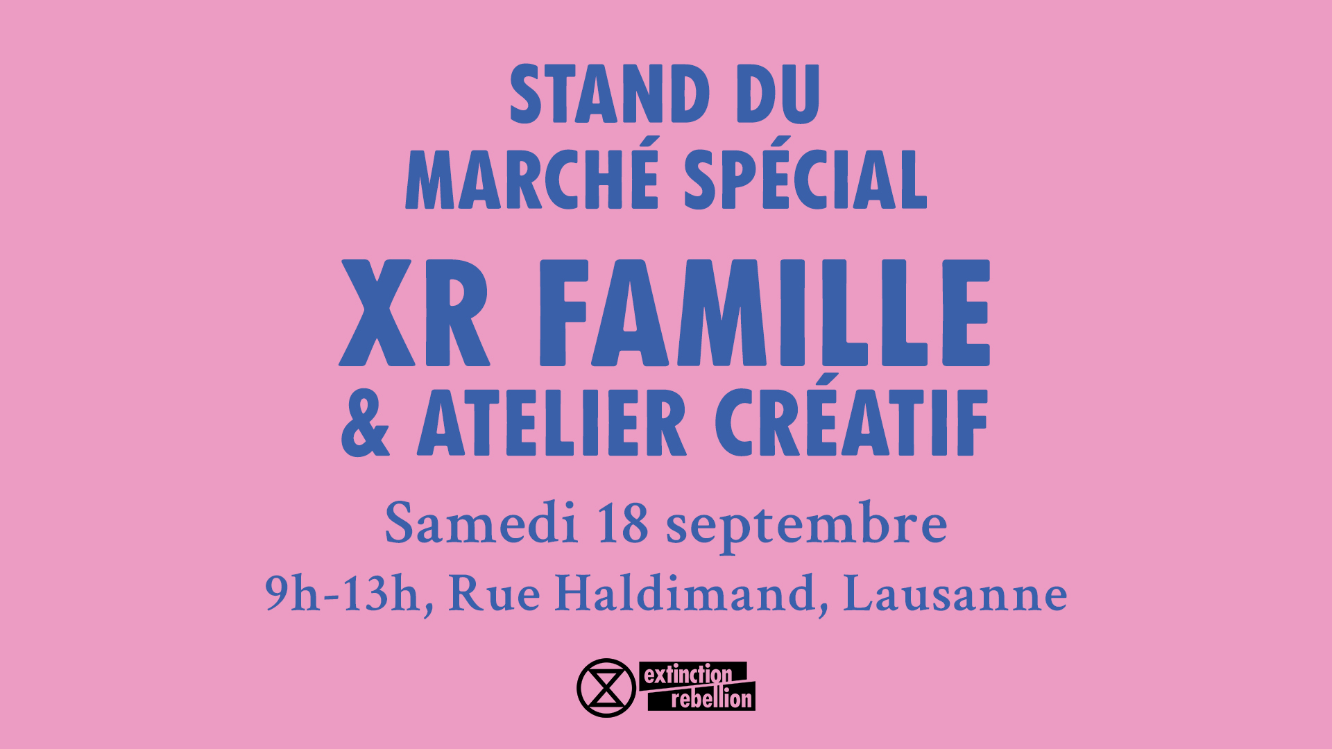 XR Famille & atelier créatif