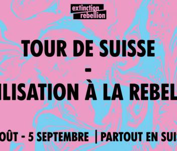 Newsletter Lausanne – 30 août 2021