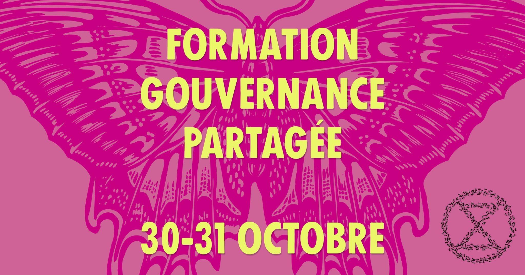 Stage d'initiation à la gouvernance horizontale (les Artisans du Lien)