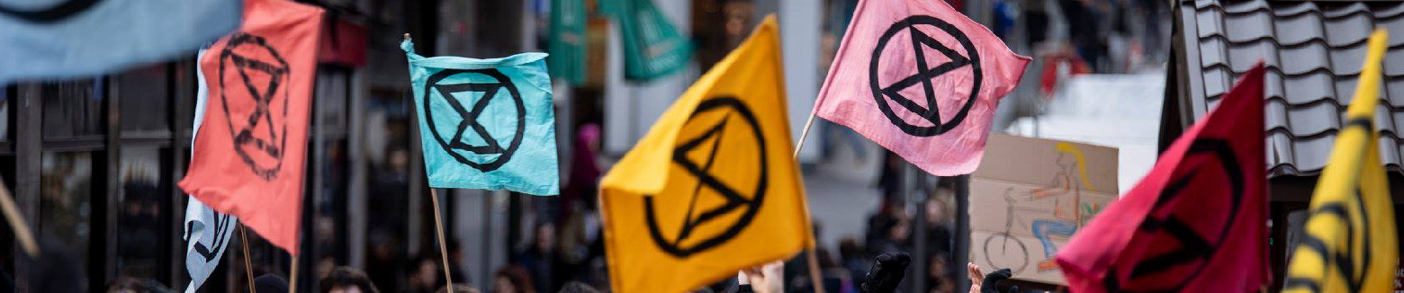 EXTINCTION REBELLION LAUSANNE